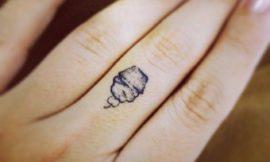 Татуировки с продуктами для любителей поесть: много фото