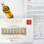 Labo – Ампулы Кресцина для возобновления роста волос / Crescina Re-Growth HFSC 100%. Отзыв