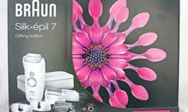 Эпилятор Braun Silk Epil 7 7681. Отзыв