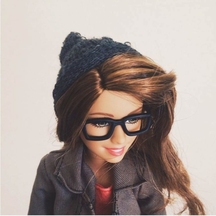 Барби-хипстер: как выглядит инстаграм современной Барби