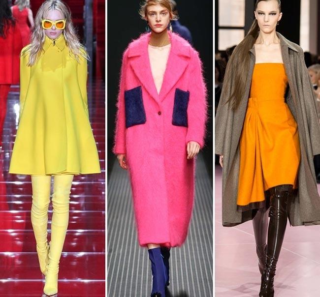 Какие цвета будут модными этой весной