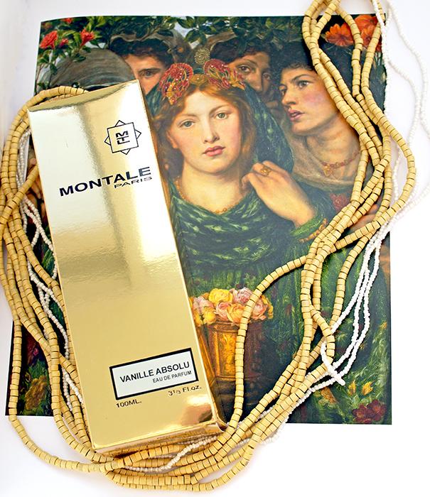 Духи Vanille Absolu Montale – Eau de Parfum. Отзыв