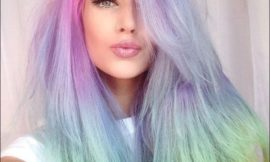 Окрашивание волос в пастельные оттенки: когда это красиво