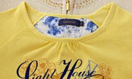 Свитшот и кофта с люрексом для девочки от Faberlic. Отзыв