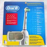 Электрическая зубная щетка Oral-B Triumph 5000. Отзыв