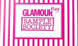 Glamour Bag Sample Society: состав, фото, отзыв