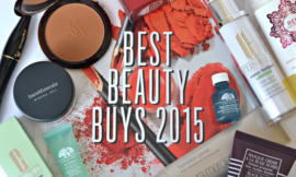 Мой выбор для Instyle Best Beauty Buys 2015