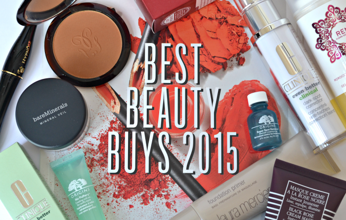 Мой выбор для Instyle Best Beauty Buys 2015