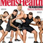 Угадаете, кто из пяти мужчин на обложке Men's Health трансгендер?