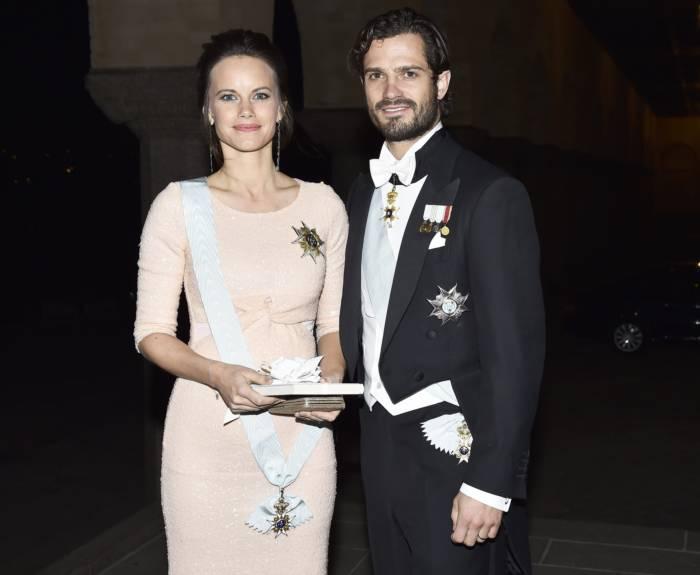 Шведская принцесса вышла в свет в платье с сайта Asos