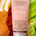 Stenders – бережно очищающий скраб для лица «Дикая роза». Отзыв