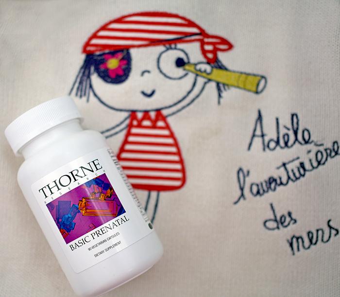Витамины для беременных с iHerb: что я в итоге заказала