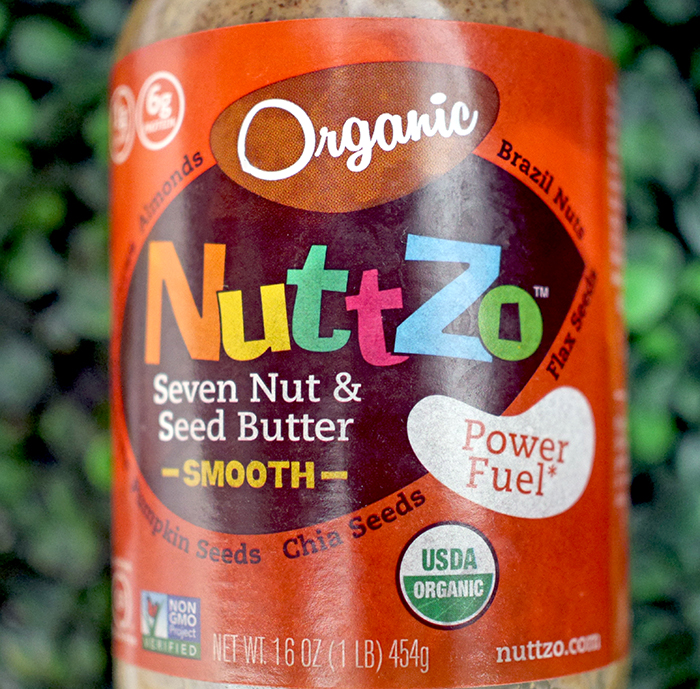 Nuttzo, Organic Seven Nut & Seed Butter, Smooth, Power Fuel – паста из орехов и семян. Отзыв