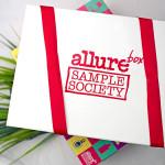 Allurebox – Октябрь. Molecule box. Отзыв