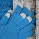 Зимние аксессуары от Faberlic: шарфы, перчатки. Отзыв