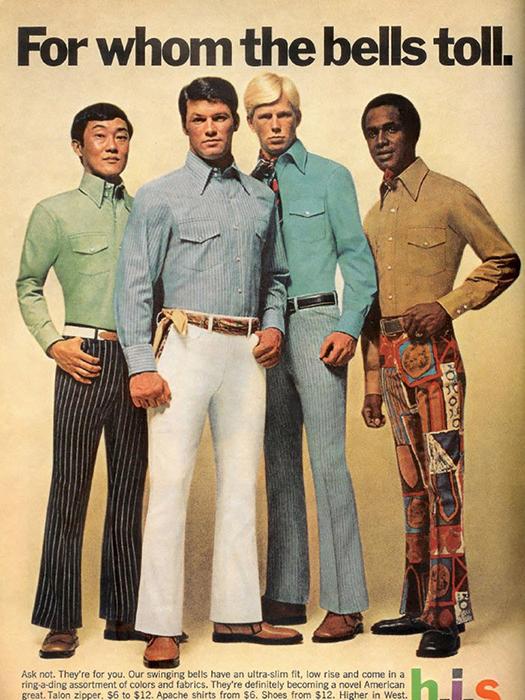 Мода 70-х: когда это очень смешно