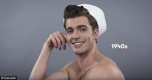 Стандарты красоты у мужчин: как было модно выглядеть раньше, и сейчас