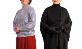Как может измениться обычная женщина после работы со стилистом