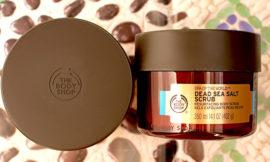 The Body Shop – Spa of the World – Скрабы для тела Dead Sea Salt и African Ximenia. Отзыв