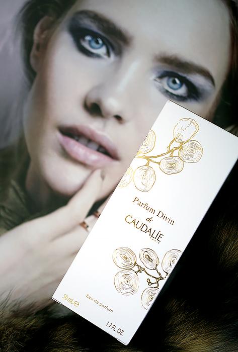 Caudalie — духи Parfum Divin. Отзыв