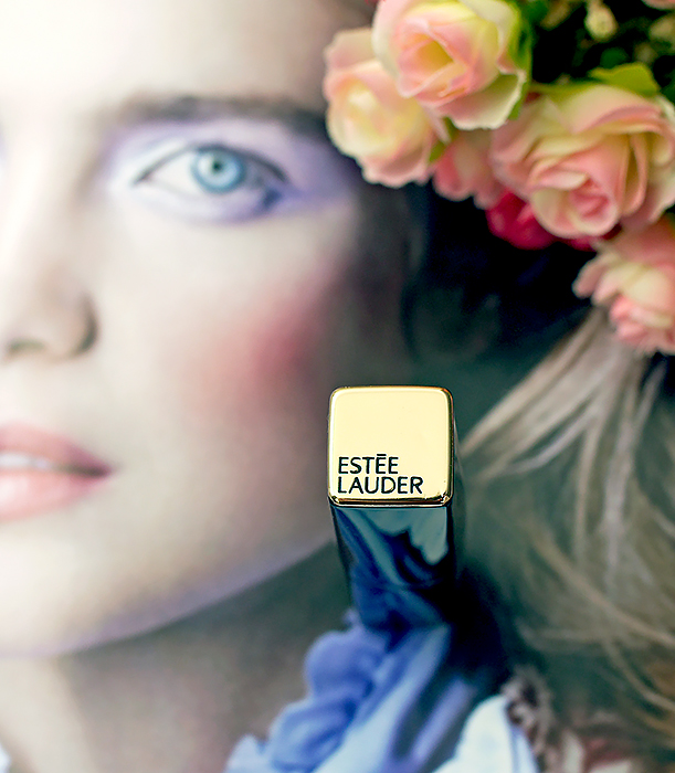 Помада Estée Lauder Pure Color Envy Shine - Suggestive. Отзыв, свотчи