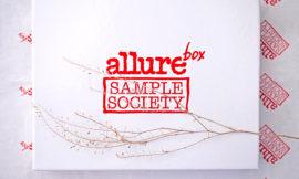 Allurebox — Ноябрь. Отзыв
