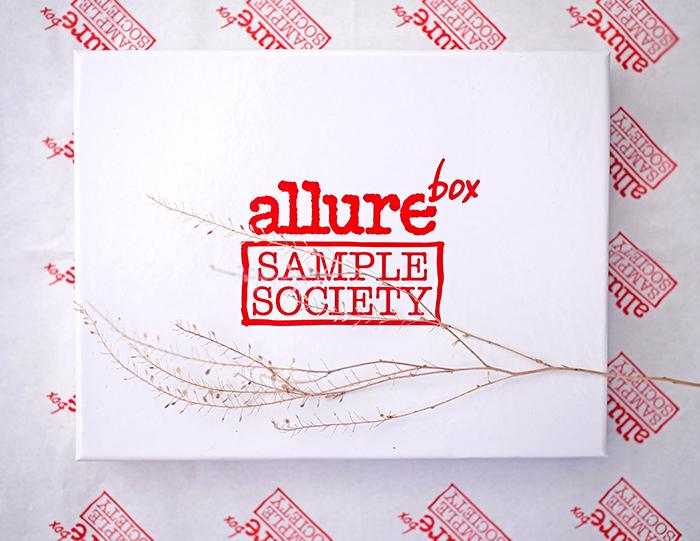 Allurebox - Ноябрь. Отзыв