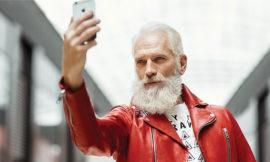Как выглядит современный Санта Клаус