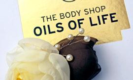 The Body Shop — Oils of Life. Отзыв обо всех средствах коллекции