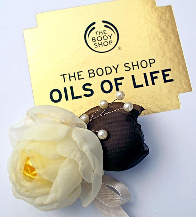 The Body Shop - Oils of Life. Отзыв обо всех средствах коллекции