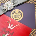 Рождественская коллекция The Body Shop – Зимняя слива: масло, скраб и бальзам для губ. Отзыв