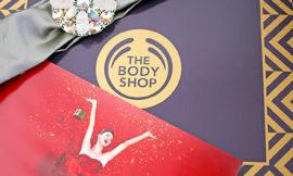 Рождественская коллекция The Body Shop — Зимняя слива: масло, скраб и бальзам для губ. Отзыв
