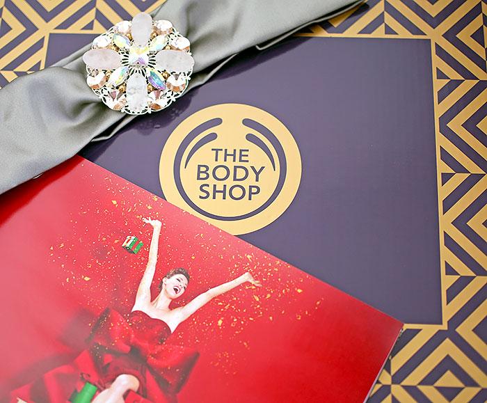Рождественская коллекция The Body Shop - Зимняя слива: масло, скраб и бальзам для губ. Отзыв