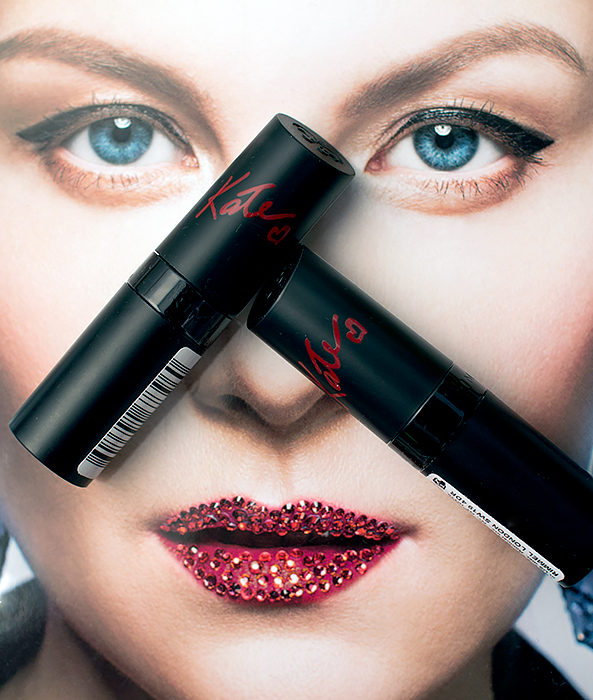 Помада Rimmel Lasting Finish Lipstick by Kate Moss оттенки 08, 30. Отзыв