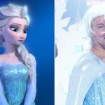 Трансформация: из Ченнинга Татума в принцессу Эльзу