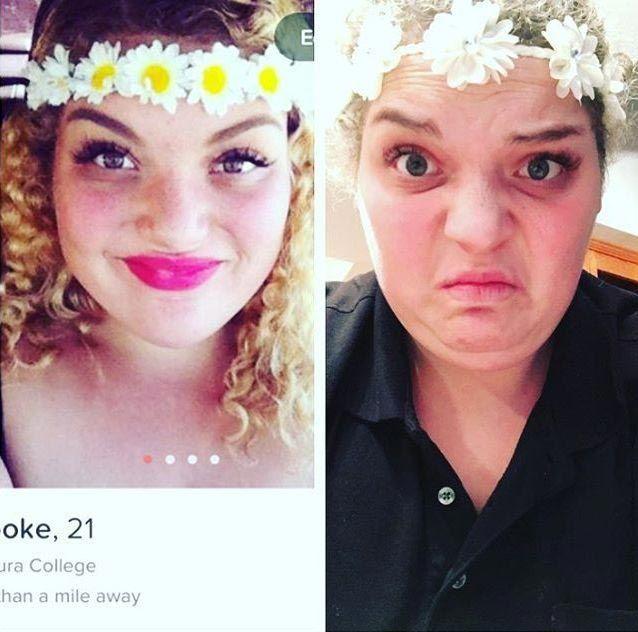 Как выглядят одни и те же девушки на сайтах знакомств и в реальной жизни