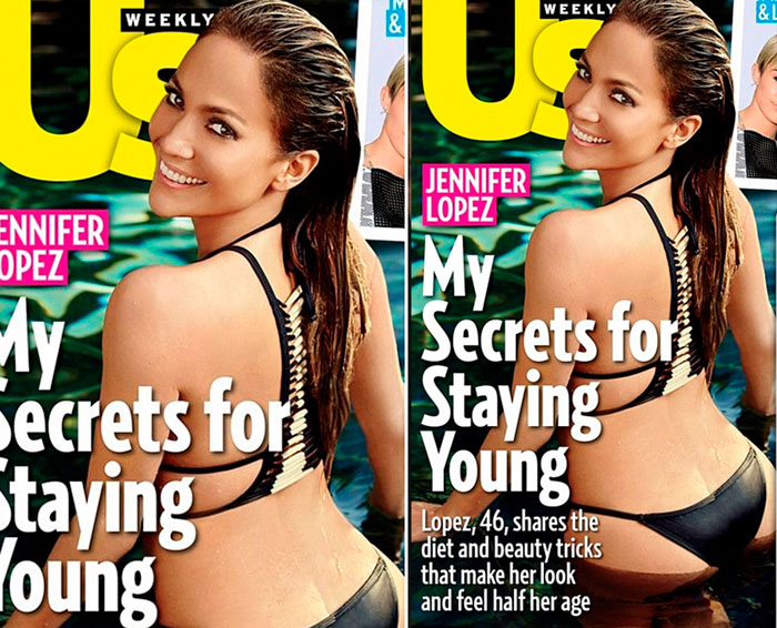 Секрет красоты Дженнифер Лопес: у меня нет вредных привычек