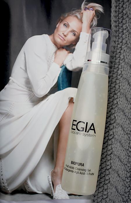 Egia - Fruit Acids Cleansing Gel - Гель очищающий с фруктовыми кислотами. Отзыв