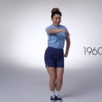 Как женщины следили за фигурой с начала прошлого века до наших дней