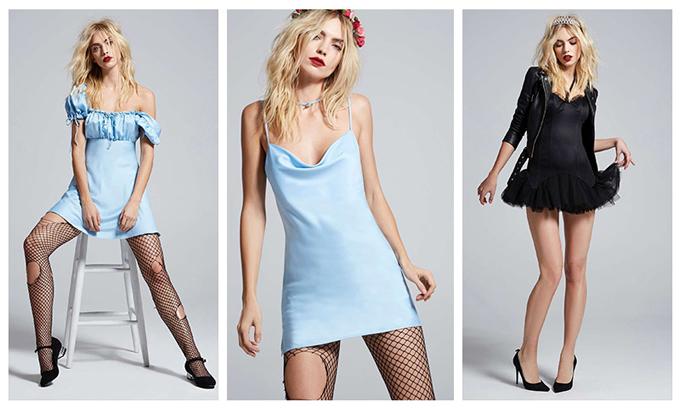 Кортни Лав - теперь еще и дизайнер. Как выглядит ее коллекция одежды