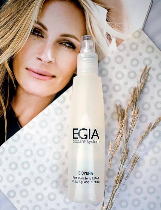 Egia Fruit Acids Tonic Lotion - Тоник с фруктовыми кислотами. Отзыв