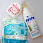 GrabGreen, 3-in-1 Laundry Detergent, Fragrance Free, концентрированный гель для стирки белого белья Faberlic. Отзыв