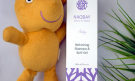 Naobay Refreshing Shampoo and Bath Gel – Освежающий гель-шампунь. Отзыв