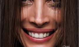 Новый тренд в макияже: слезы из глиттера