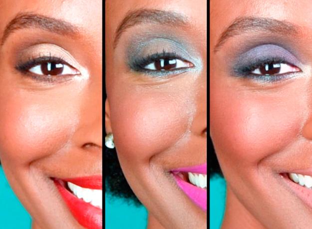 Макияж smokey eyes (смоки айс): 3 простых способа