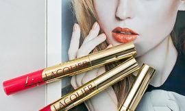 Жидкая ультрастойкая губная помада-блеск Eveline Lip Lacquer Long Lasting – оттенки 402, 403, 404. Отзыв, свотчи
