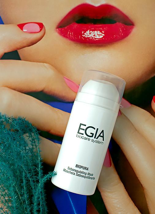 Egia Seboregulating Mask – Маска себорегулирующая. Отзыв