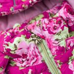 Faberlic – Куртка удлиненная для девочки, цвет цикламен. Отзыв