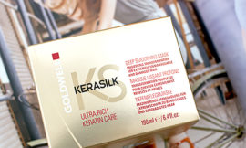 Goldwell Kerasilk Ultra Rich Keratin Care Deep Smoothing Mask – Глубоко разглаживающая маска. Отзыв