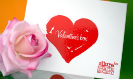 Allurebox — Февраль, а также лимитированный Valentine`s Box. Отзыв